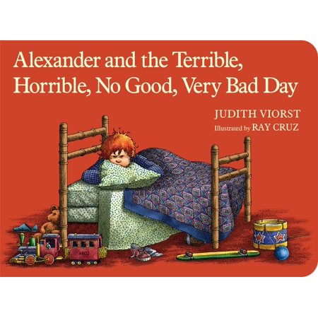 Alexander and the Terrible Horrible No G (Board (Best Way To Deal With Terrible Twos)
