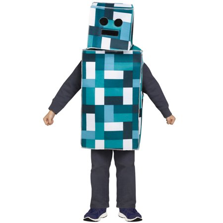 Robot Monster Child Costume (Robot And Monster Halloween Costume)