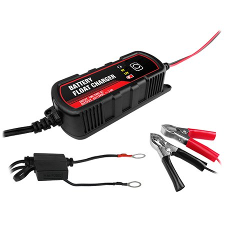 Car Charger Tender Review