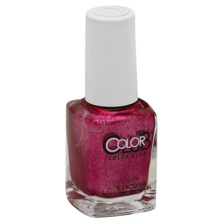 Forsythe Cosmetic Group Color Club  Nail Lacquer, 0.5 oz