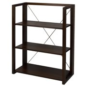 Casual Home Citiscape Folding/Stacking Bookcase