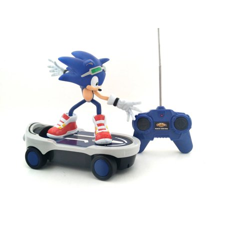 NKOK Sonic Free Rider Skateboard Remote Controlled - Little Skateboard Toys