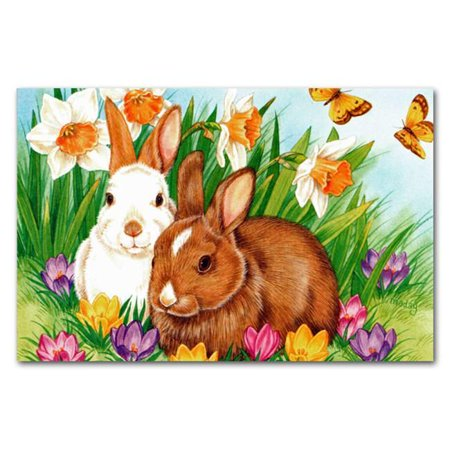 - Easter Bunny Greeting Card