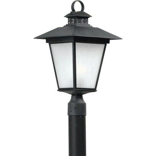 Ashley Harbor Dover 1 Light Outdoor Post Lantern
