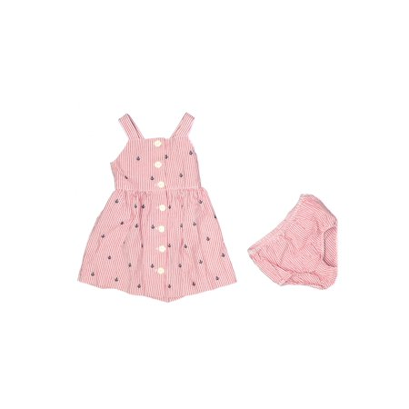Pre-Owned Ralph Lauren Baby Girl's Size 9 Mo Dress