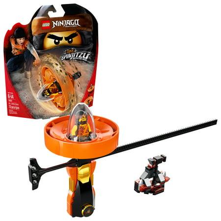 LEGO Ninjago Cole - Spinjitzu Master 70637 (73 Pieces) - Cole Ninjago