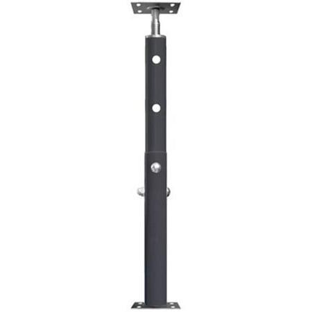 Jack  Post, 15-gauge, Adjusts From 2' 10