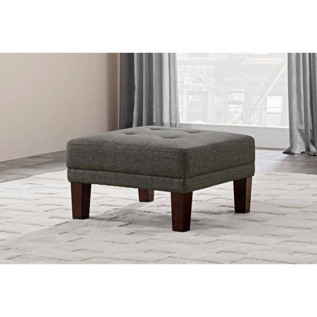 Better Homes & Gardens Porter Square Ottoman, Multiple Colors