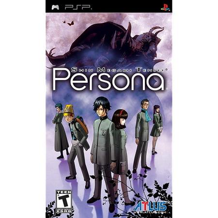 Shin Megami Tensei Persona - PlayStation Portable