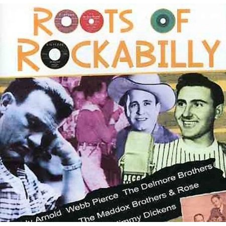 ROOTS OF ROCKABILLY, VOL. 1: 1950](Halloween Music 1950)