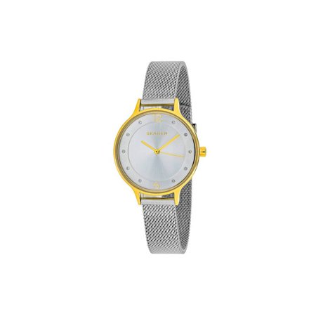 Women's Anita Watch Quartz Mineral Crystal SKW2340 ()