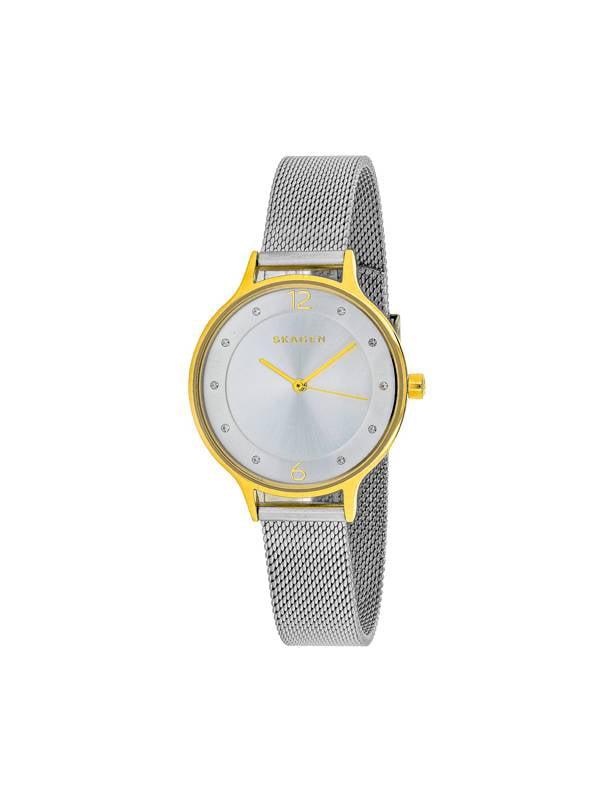 Women's Anita Watch Quartz Mineral Crystal SKW2340
