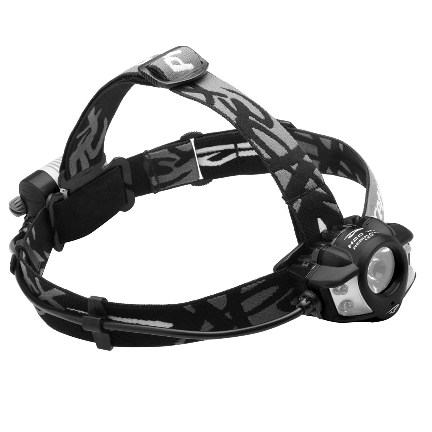 Princeton Tec 260 Lumen Apex Pro Headlamp, Black