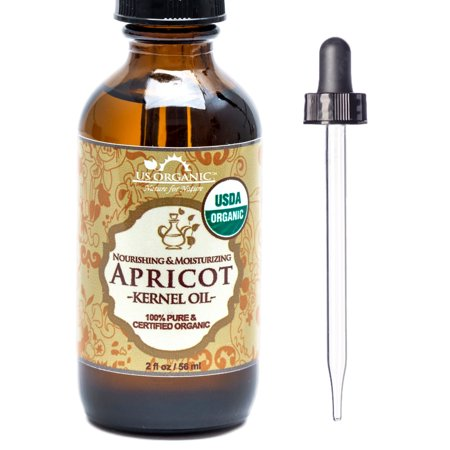 100% Pure Certified USDA Organic - Apricot Kernel Oil 2 (Apricot Kernel Oil)