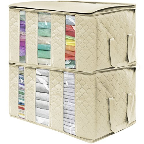 2 Pack Sorbus Foldable Storage Organizer