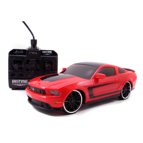 Big Time Muscle Mustang Radio-Controlled Vehicle