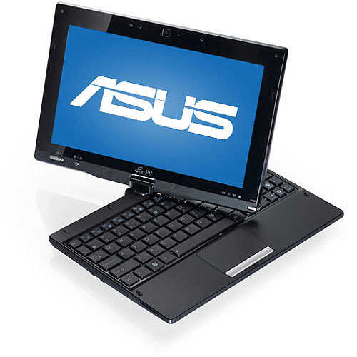 "ASUS Black 10.1"" Eee PC Touch T101MT-EU47-BK Netbook PC with Intel Atom N570 Processor and Windows 7 Starter"