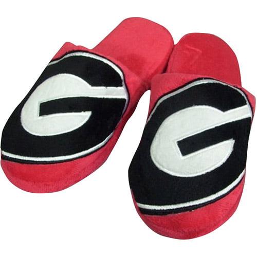 NCAA - Adults' Georgia Logo Slippers