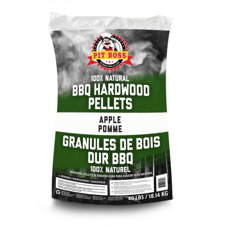 Pit Boss Hickory Hardwood BBQ Grilling Pellets 20 LB Resealable ...