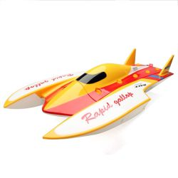High Speed Brushless Motor Radio Control Boat by WLTOYS