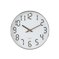 Deals on Mainstays Wall Clock On Sale from $4.00
