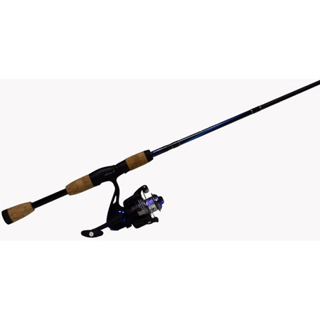 Shakespeare Conquest Spinning Reel And Fishing Rod Combo