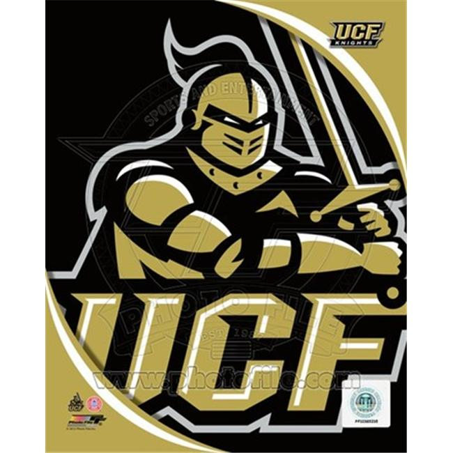 Photofile PFSAAOK10001 University of Central Florida Knights Team Logo Poster by Unknown -8. 00 x 10. 00