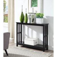 Convenience Concepts Mission Console Table, Multiple Colors