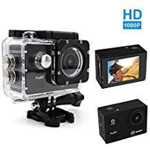 ProHT 1080P HD Action Camera Video Sport Camera 86302A 14MP Full HD 2.0 LTPS LCD Screen 30M Underwater - 2.7 Ltps Lcd