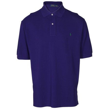 Polo RL Men's Big & Tall Mesh Pony Shirt