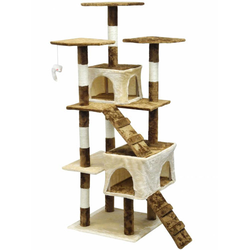 Homessity Light Weight Economical Cat Tree by Overstock