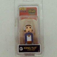 Bif Bang Pow! Batman TV Series King TUT Pin Mate Wooden Figure