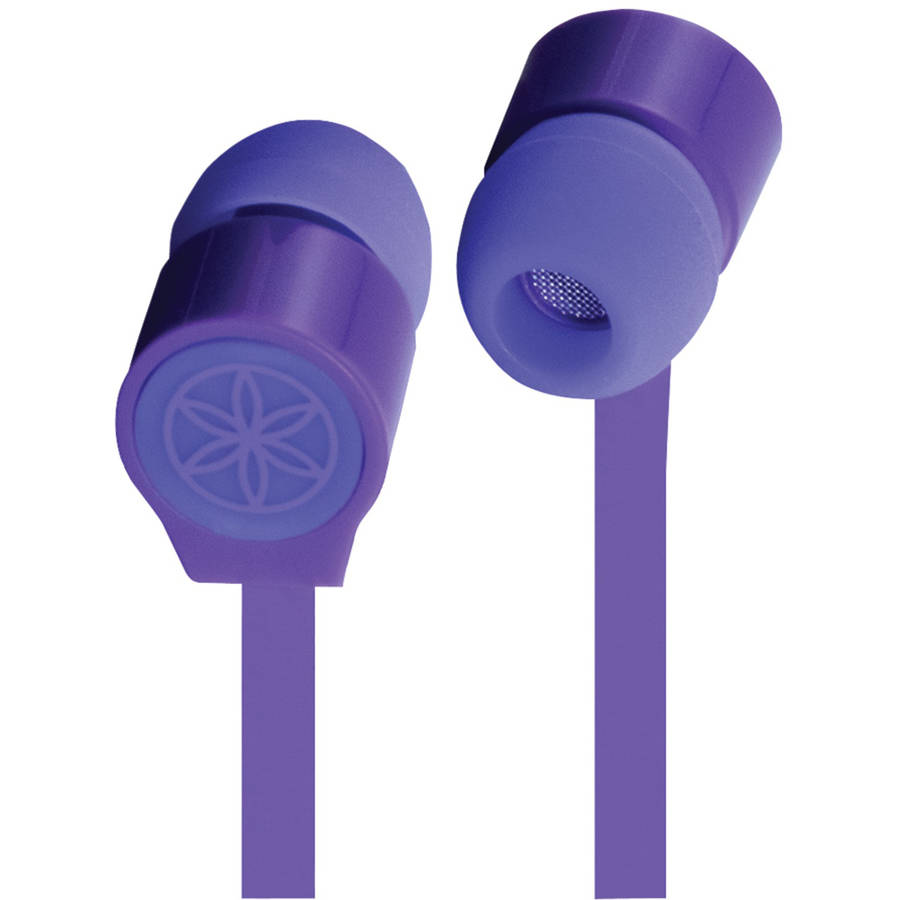 Gaiam 30763 Flatwire Earbuds
