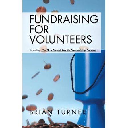 Fundraising for Volunteers - eBook