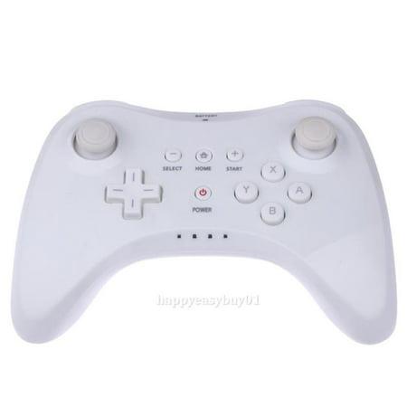 Wireless Classic Pro Controller Joystick Gamepad For Nintendo Wii U USB