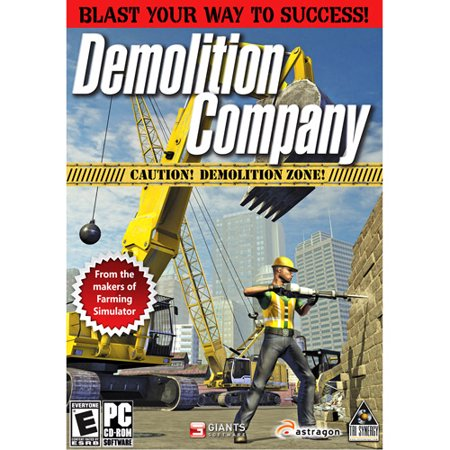 Tri Synergy Demolition Company (PC) Video Game