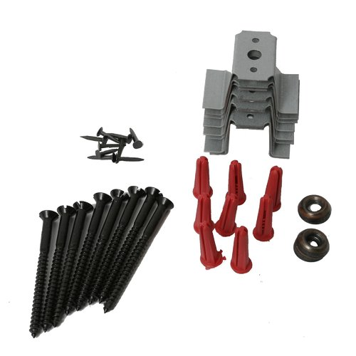 HY-C Stove Board Wall Spacer Kit