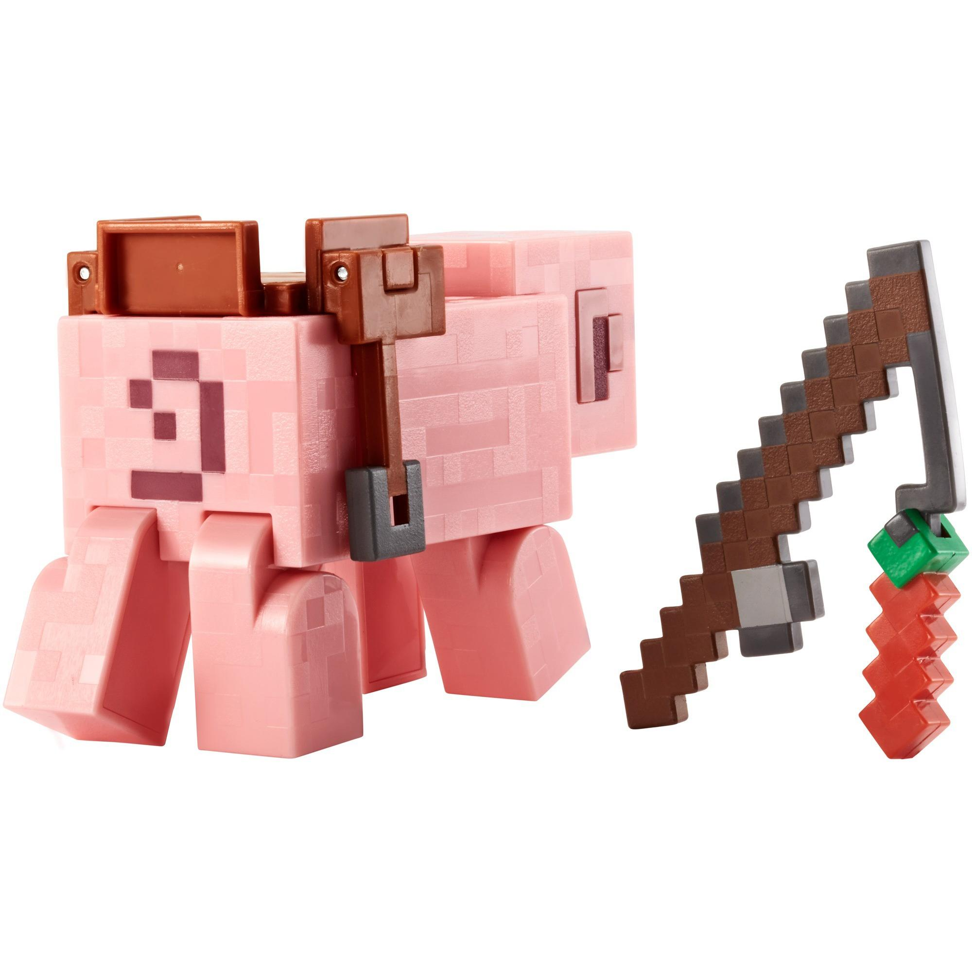 Minecraft Survival Mode 5 Inch Figure - Walmart.com