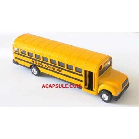 New York School Bus 8.5