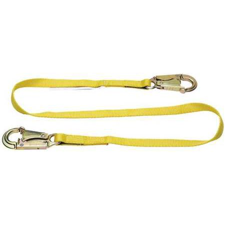 WERNER C111105 5 ft.L Positioning and Restraint Lanyard