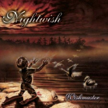 Wishmaster [Bonus Tracks] [Reissue] (CD)](Halloween Vinyl Reissue)