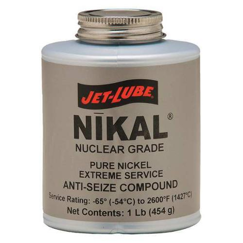JET-LUBE 13502 Anti Seize Compound, 8 oz.