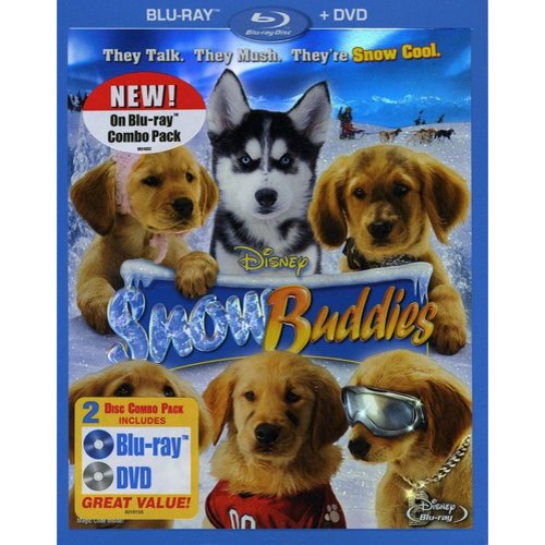 Snow Buddies (Blu-ray   DVD) (Widescreen)