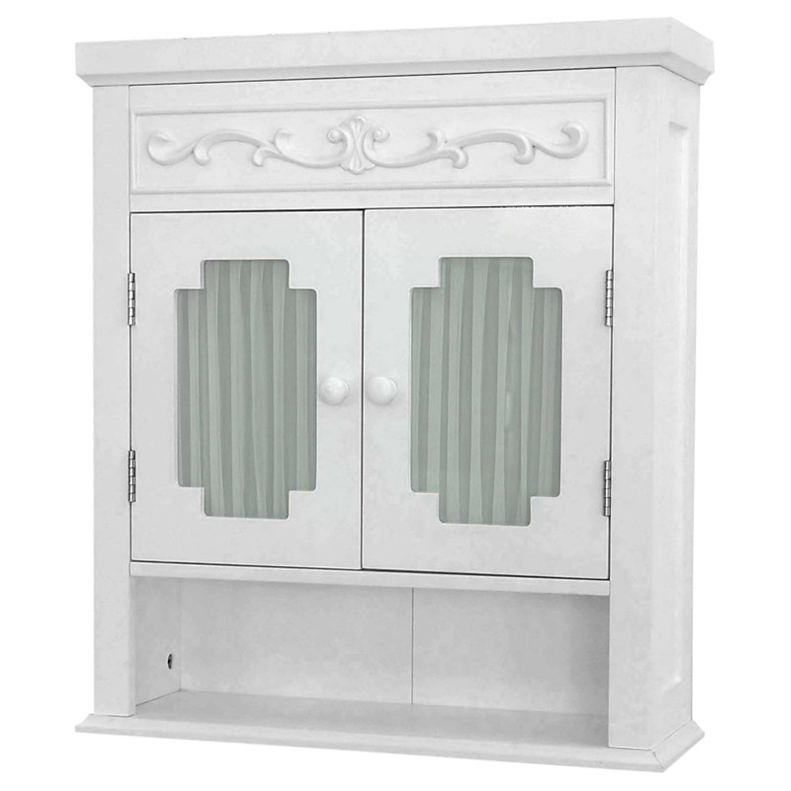 Lansing Wall Cabinet, White