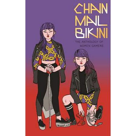 Faux Chainmail (Chainmail Bikini : The Anthology of Women)