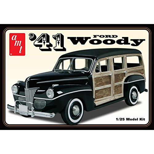AMT/Ertl AMT90612 AMT 1/25 1941Custom  Ford Woody