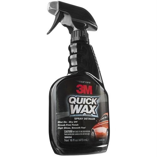 3M Quick Wax, 16 fl oz 39034 by 3M