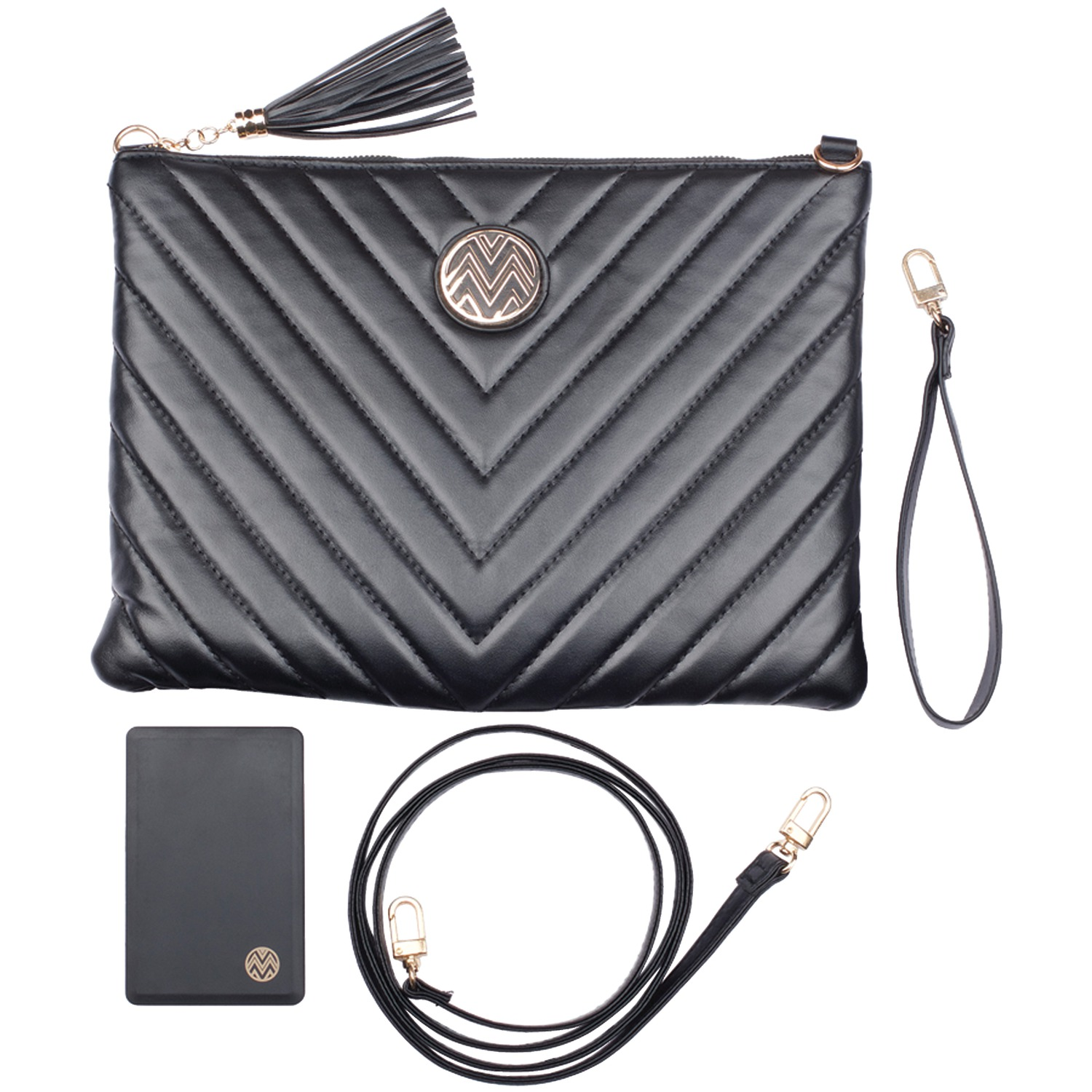 The Macbeth Collection MB-PC101-KIT Kitty Power Clutch