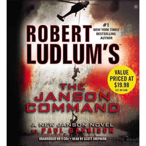 Robert Ludlum's the Janson Command