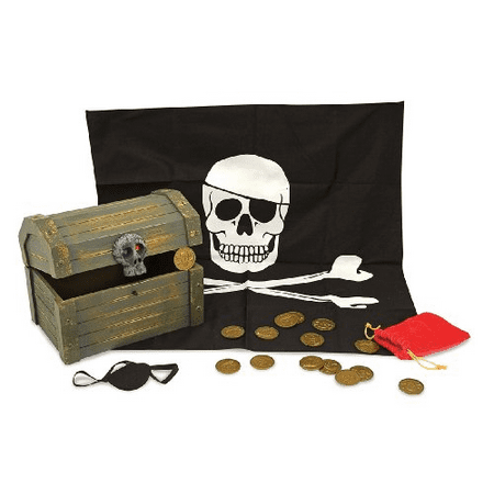 Pirate Chest](Dress As A Pirate)